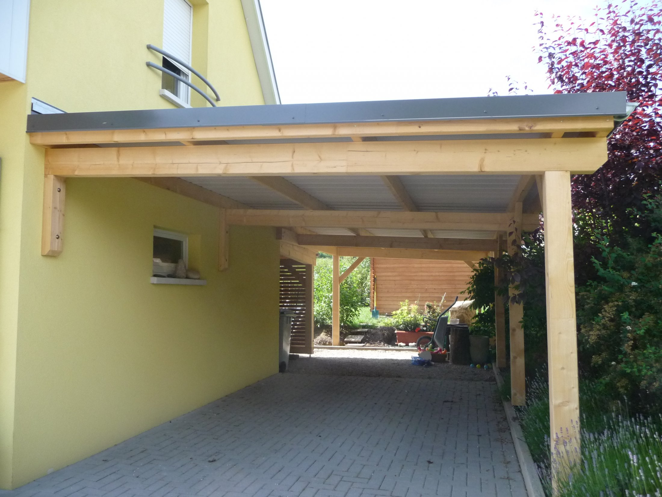 arkobois carport et garage arkobois. Black Bedroom Furniture Sets. Home Design Ideas