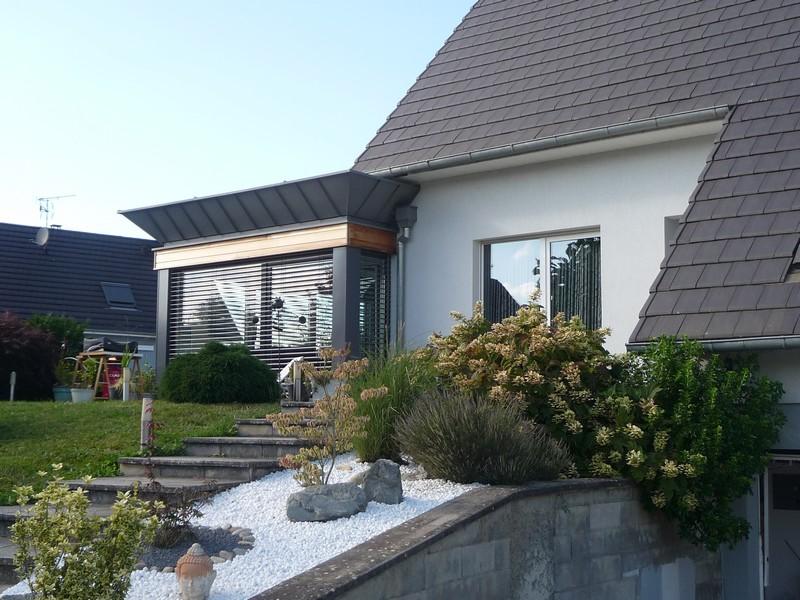 Arkobois notre sp cialit l 39 agrandissement de votre maison for Agrandissement maison par veranda