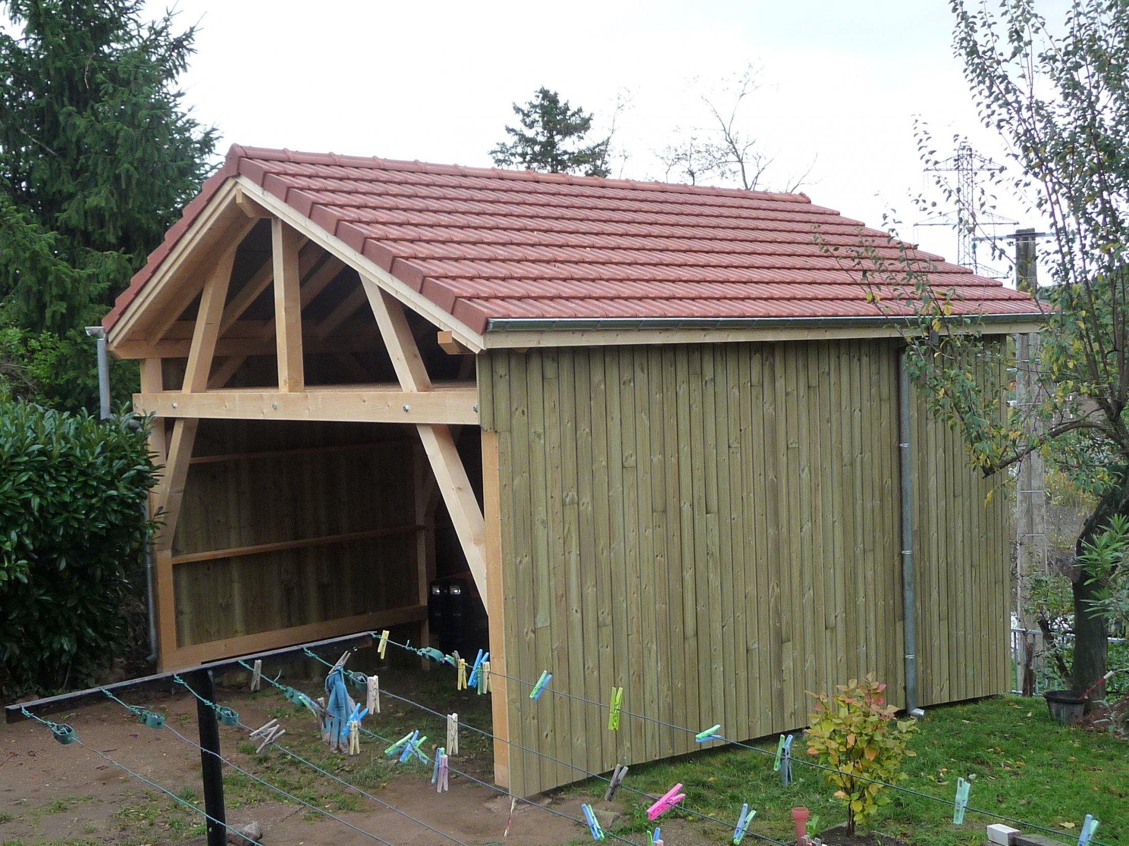 Arkobois akobois vous fabrique votre abri de jardin en for Abri de jardin maison