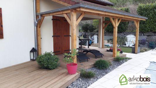 Terrasse Yellox Pine