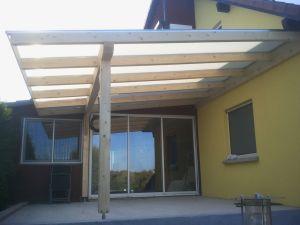arkobois arkobois vous pose un auvent pergola ou avanc e de toit. Black Bedroom Furniture Sets. Home Design Ideas