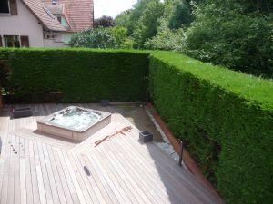 Terrasse massaranduba & spa