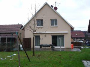 Maison avant extension, vue proche