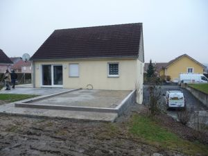 Maison avant agrandissement